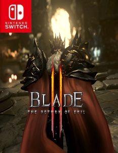 Blade II – The Return Of Evil (NSP) [Switch] [MF-MG-GD]
