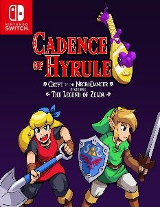 Cadence of Hyrule NSP UPDATE DLCs SWITCH