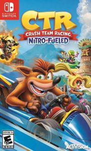 Crash Team Racing Nitro-Fueled (NSP) [v1.0.12+DLCs] [Switch] [MF-MG-GD]