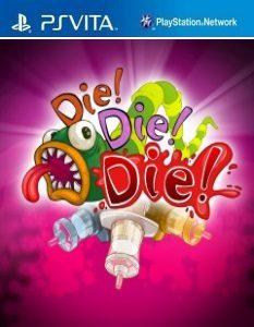 Die!Die!Die! (NoNpDrm) [PSVita] [EUR] [MF-MG-GD]