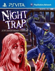 Night Trap: 25th Anniversary Edition (NoNpDrm) [F3.68] [PSVita] [USA] [MF-MG-GD]