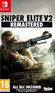 Sniper Elite V2 Remastered (NSP) [UPDATE] [Switch] [MF-MG-GD]