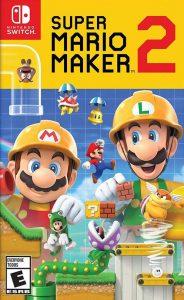 Super Mario Maker 2 (NSP) [UPDATE] [Switch] [MF-MG-GD]