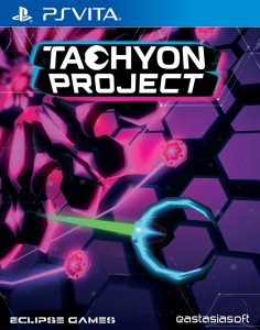 Tachyon Project (NoNpDrm) [PSVita] [US] [MF-MG-GD]