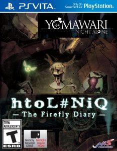 Yomawari: Night Alone / htoL#NiQ: The Firefly Diary (NoNpDrm) [F3.61] [PSVita] [EUR] [MF-MG-GD]