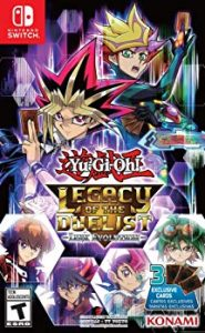 Yu-Gi-Oh! Legacy of the Duelist: Link Evolution (NSP) [Switch] [MF-MG-GD]
