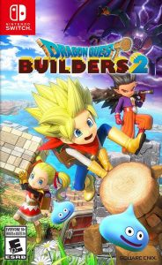 DRAGON QUEST BUILDERS 2 (NSP) [UPDATE] [Switch] [MF-MG-GD]