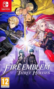 Fire Emblem: Three Houses (NSP) [UPDATE] [DLC] [Switch] [MF-MG-GD]