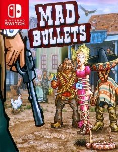Mad Bullets (NSP) [Switch] [MF-MG-GD]