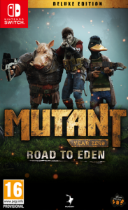 Mutant Year Zero: Road to Eden – Deluxe Edition (NSP) [UPDATE] [Switch] [MF-MG-GD]