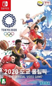 Olympic Games Tokyo 2020: The Official Video Game (NSP) [UPDATE] [Switch] [MF-MG-GD]