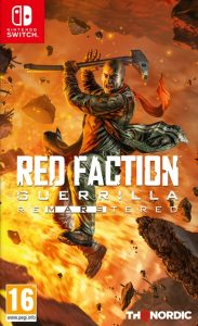 Red Faction Guerrilla Re-Mars-tered (NSP) [Switch] [MF-MG-GD]
