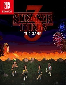 Stranger Things 3: The Game (NSP) [Switch] [MF-MG-GD]