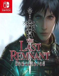 THE LAST REMNANT Remastered NSP UPDATE SWITCH