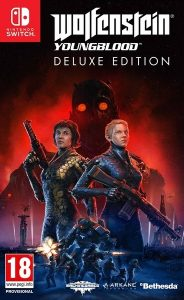 Wolfenstein: Youngblood Deluxe Edition (NSP) [UPDATE] [DLC] [Switch] [MF-MG-GD]