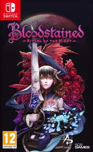 Bloodstained: Ritual of the Night NSP UPDATE DLC SWITCH