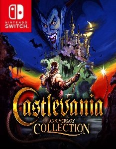 Castlevania Anniversary Collection (NSP) [UPDATE] [Switch] [MF-MG-GD]