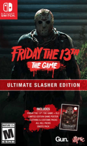 Friday the 13th: The Game Ultimate Slasher Edition (NSP) [UPDATE] [Switch] [MF-MG-GD]