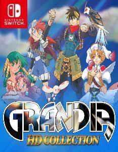 GRANDIA HD Collection (NSP) [UPDATE] [Switch] [MF-MG-GD]