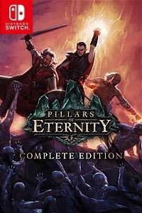 Pillars of Eternity: Complete Edition (NSP) [Switch] [MF-MG-GD]