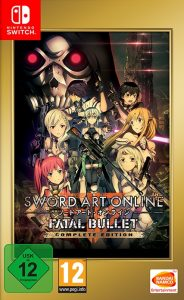 SWORD ART ONLINE: FATAL BULLET Complete Edition (NSP) [Switch] [MF-MG-GD]