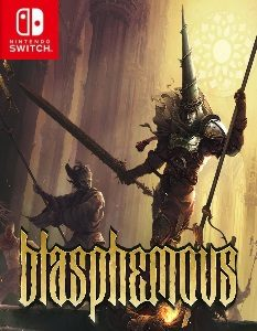 Blasphemous (NSP) [Switch] [MF-MG-GD]