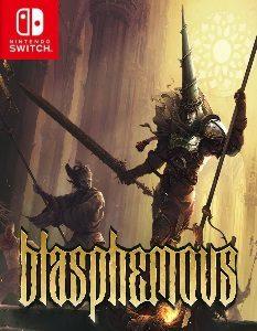 Blasphemous (NSP) [Switch] [MF-MG-GD]
