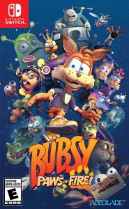 Bubsy Paws on Fire (NSP) [Switch] [MF-MG-GD]