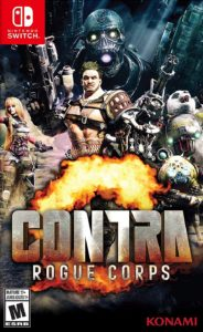 CONTRA ROGUE CORPS (NSP) [UPDATE] [DLC] [Switch] [MF-MG-GD]