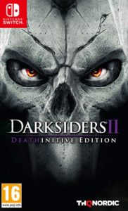 Darksiders II Deathinitive Edition (NSP) [Switch] [MF-MG-GD]