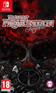 Deadly Premonition Origins (NSP) [Switch] [MF-MG-GD]