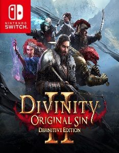 Divinity: Original Sin 2 – Definitive Edition (NSP) [UPDATE] [Switch] [MF-MG-GD]