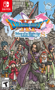 DRAGON QUEST XI S: Echoes of an Elusive Age – Definitive Edition (NSP) [UPDATE] [DLC] [Switch] [MF-MG-GD]