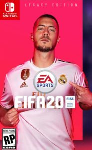 FIFA 20 Legacy Edition (NSP) [UPDATE] [Switch] [MF-MG-GD]