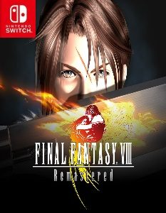 FINAL FANTASY VIII Remastered (NSP) [Switch] [MF-MG-GD]
