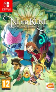 Ni no Kuni: Wrath of the White Witch (NSP) [UPDATE] [Switch] [MF-MG-GD]