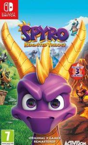 Spyro Reignited Trilogy (NSP) [UPDATE] [Switch] [MF-MG-GD]