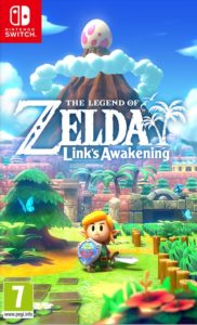 The Legend of Zelda: Link's Awakening (NSP) [UPDATE] [Switch] [MF-MG-GD]