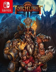 Torchlight II (NSP) [DLC] [Switch] [MF-MG-GD]