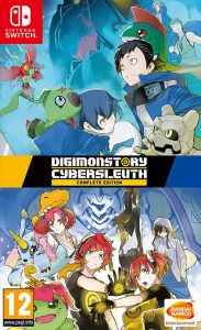 Digimon Story Cyber Sleuth: Complete Edition (NSP) [UPDATE] [Switch] [MF-MG-GD]