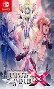 Gunvolt Chronicles: Luminous Avenger iX (NSP) [Switch] [MF-MG-GD]
