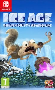 Ice Age Scrat's Nutty Adventure! (NSP) [UPDATE] [Switch] [MF-MG-GD]