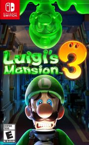 Luigi's Mansion 3 (NSP) [UPDATE + DLC] [Switch] [MF-MG-GD]