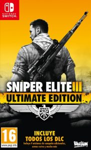 Sniper Elite 3 Ultimate Edition (NSP) [Switch] [MF-MG-GD]