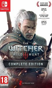 The Witcher 3: Wild Hunt Complete Edition (NSP) [UPDATE] [Switch] [MF-MG-GD]