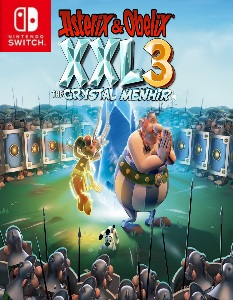 Asterix & Obelix XXL3: The Crystal Menhir (NSP) [UPDATE] [Switch] [MF-MG-GD]