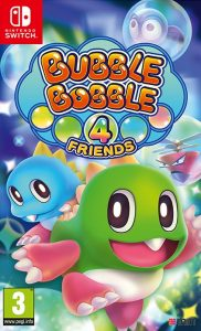 Bubble Bobble 4 Friends (NSP) [Switch] [MF-MG-GD]
