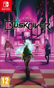 Dusk Diver (NSP) [UPDATE] [Switch] [MF-MG-GD]