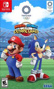 Mario & Sonic en los Juegos Olímpicos: Tokio 2020 (NSP) [UPDATE] [Switch] [MF-MG-GD]