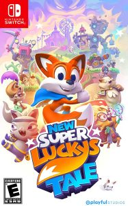 New Super Lucky's Tale (NSP) [UPDATE] [DLC] [Switch] [MF-MG-GD]